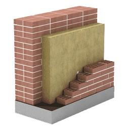 Многослойная кирпичная стена. утепление фасадов.