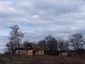 Умирающие села Украины