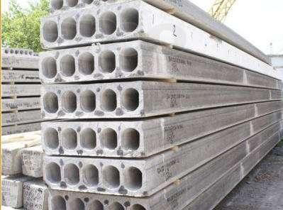 Железобетонные экструдерные панели перекрытия