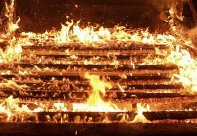 деревянные перекрытия при пожаре
