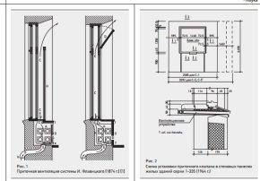 Приточные вентиляционные устройства