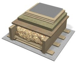 Звукоизоляция деревянных перекрытий